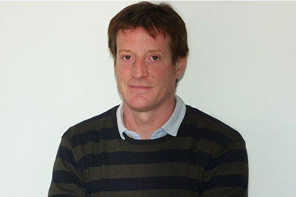 Bernat Villoro. Responsable de la delegación de Cataluña