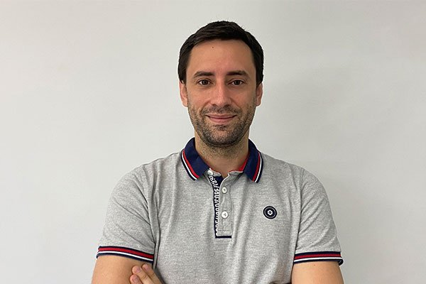Daniel Monje. Responsable de servicio técnico y postventa