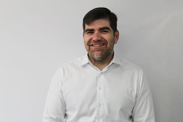 Jose Antonio Moya. Director ejecutivo