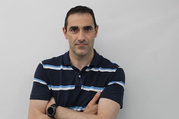 Wilfrido Gutiérrez. Responsable del equipo de operaciones
