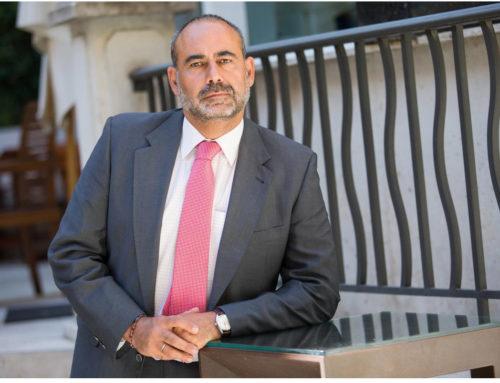 """Juan Antonio de la Cuerda, director general de Afarvi, empresa de ingeniería: """"La vacuna ha supuesto una gran carga de trabajo añadido"""""""